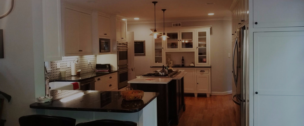 custom cabinets in Richmond, VA