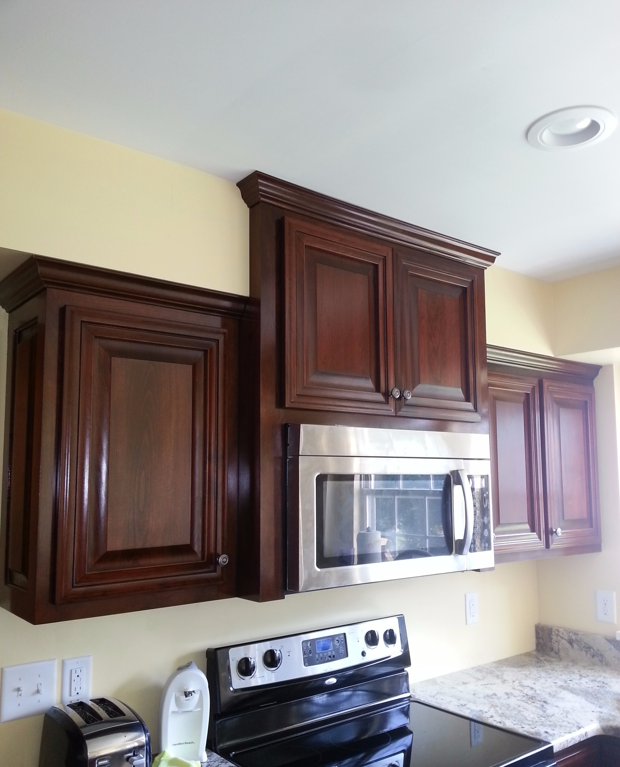 Wrap Around Kitchen Cabinets Gallery Ashland Va Pm Cabinets Inc